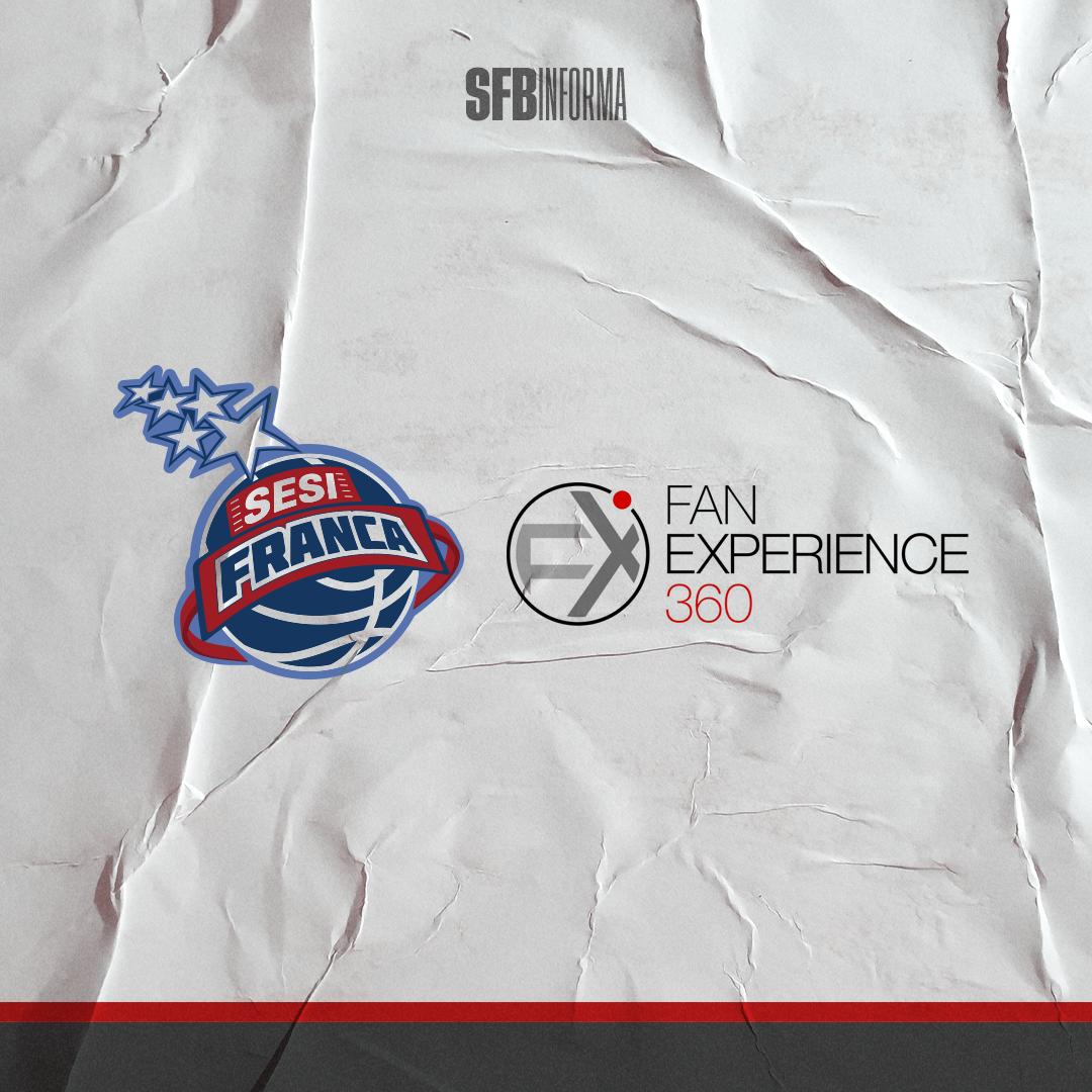 Sesi Franca Basquete se une a Fan Experience 360