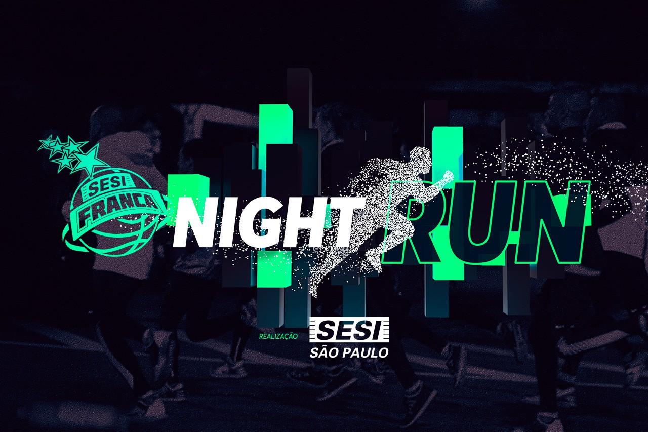 Confira o resultado da 1ª Sesi Franca Basquete Night Run