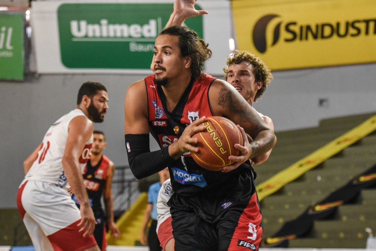 Sesi Franca Basquete supera Osasco e garante vaga no final four do Paulista